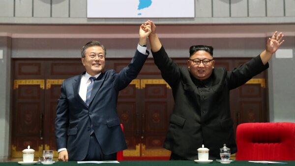 Desnuclearización Corea del Norte Corea del Sur