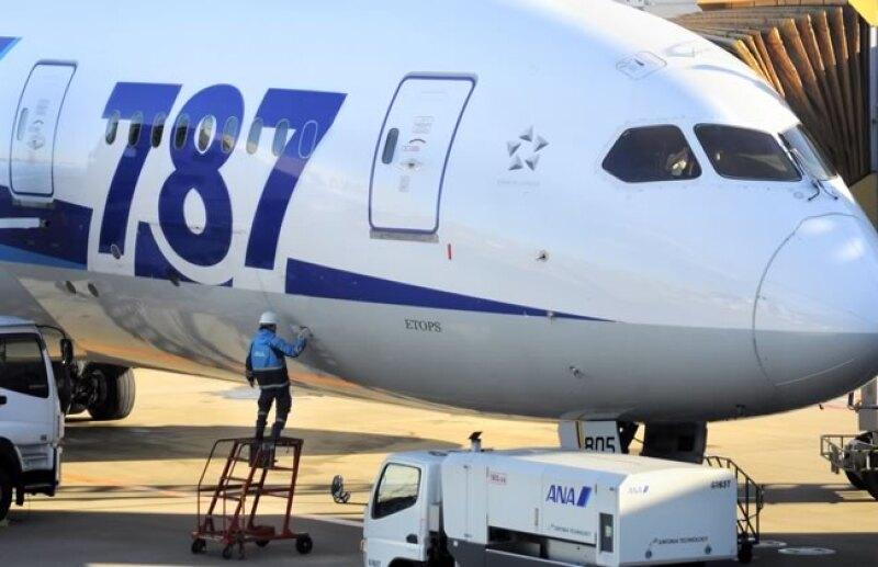 Boeing 787 tiene 50% de material compuesto, representa un ahorro entre 15 y 20%