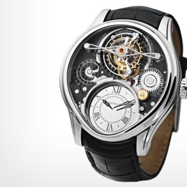 reloj Montblanc Tourbillon Bi-Cylindrique