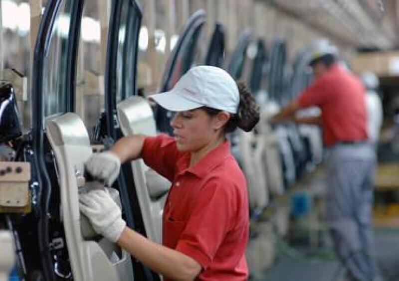 Nissan manufactura