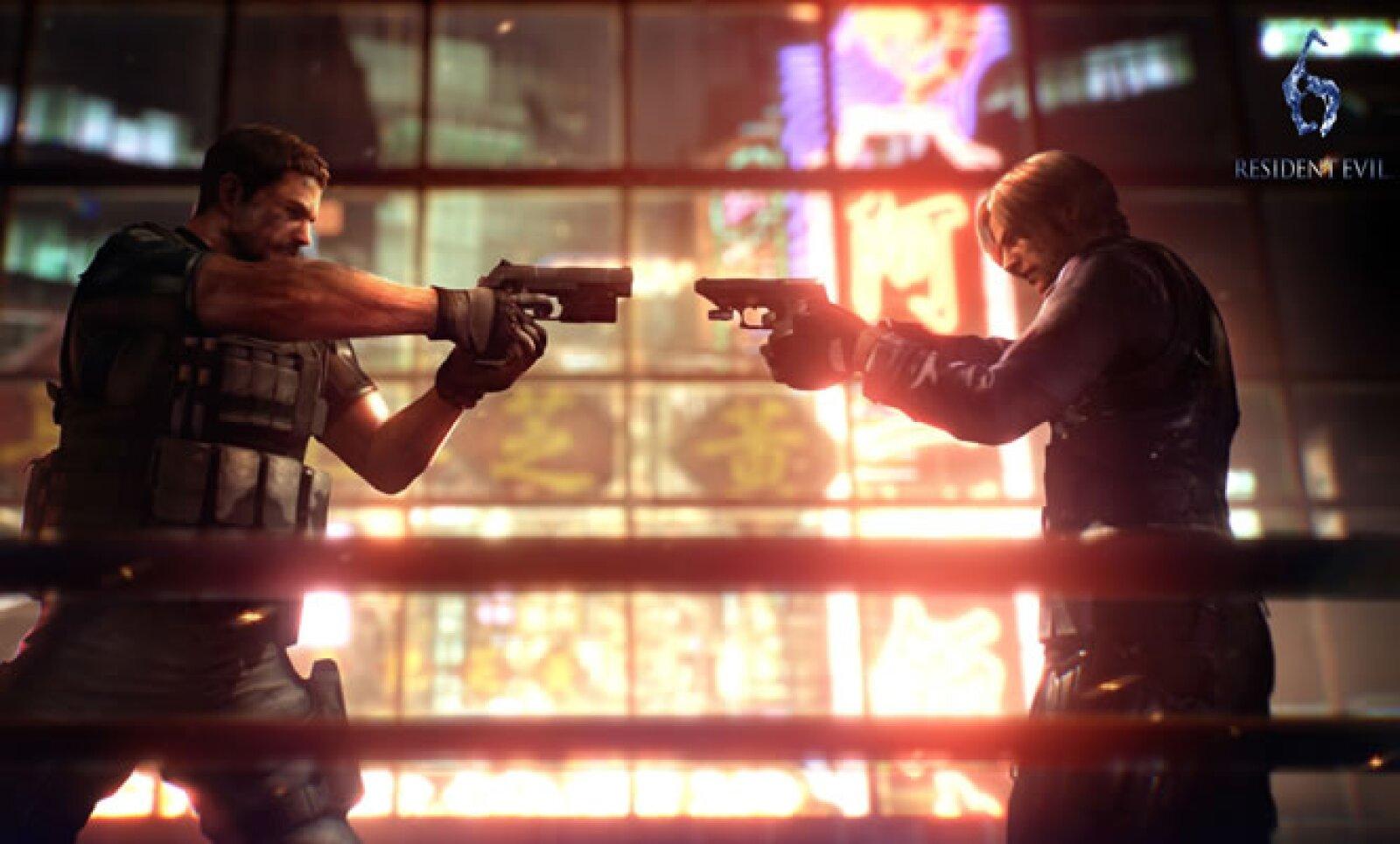 Resident Evil 6 está disponible en tiendas departamentales, especializadas en videojuegos y clubes de compra.