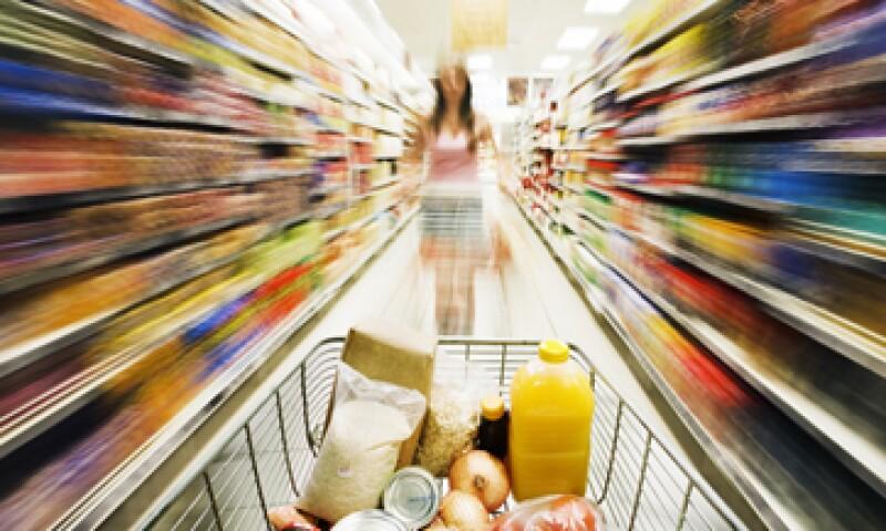 La encuesta reveló que el pronóstico de inflación para 2012 fue reducido desde 4.16% a 4.10%. (Foto: Getty Images)