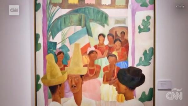 Rivera, Kahlo y Tamayo poseen las 5 obras de arte más caras de Latinoamérica