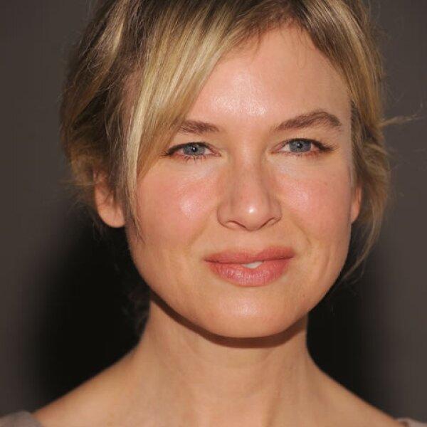 Reneé Zellweger, antes de convertirse en actriz estudió Literatura, carrera que complementó su éxito como actriz.
