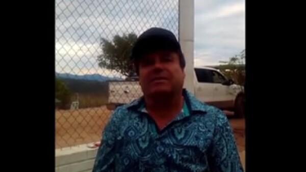 Joaquín Guzmán asegura que ingresó al narcotráfico a los 15 años. (Foto: Tomada de www.RollingStone.com)