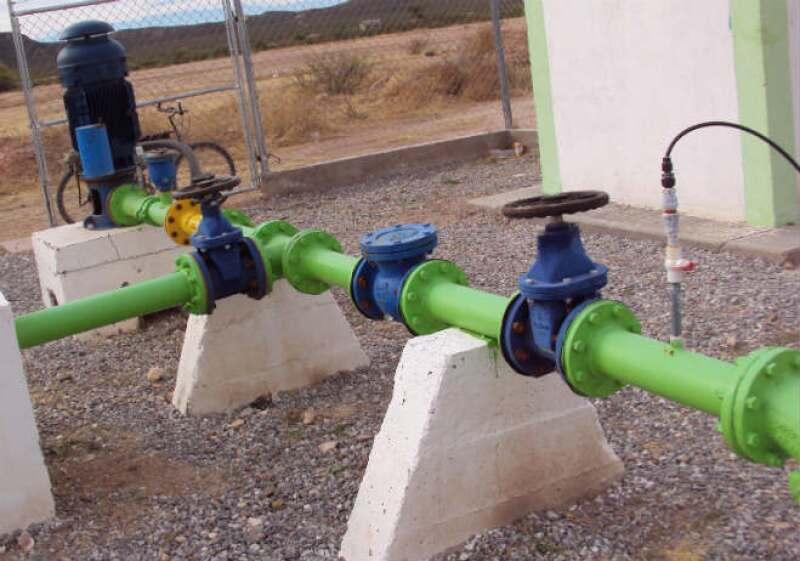 Agua y drenaje