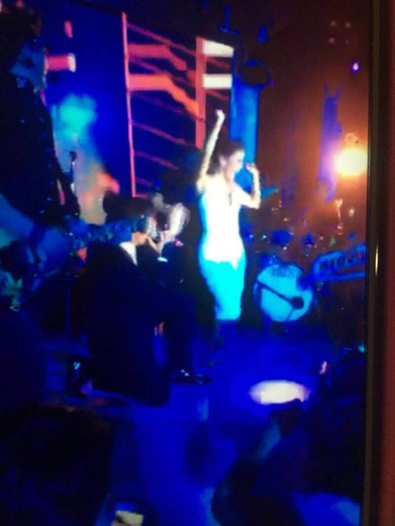 El cantante destacó que esta había sido `la boda del año`.