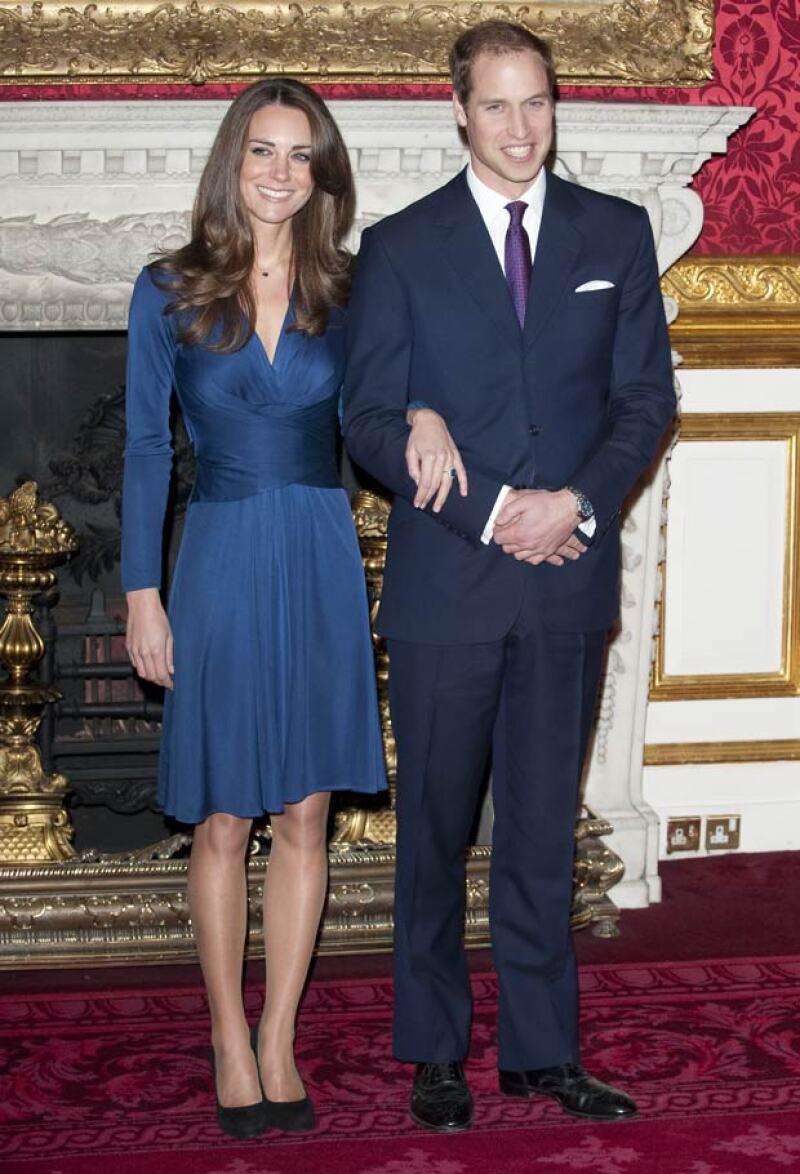 Desde su compromiso con William, Kate se convirtió en el centro de atención de los medios, y del pueblo británico.