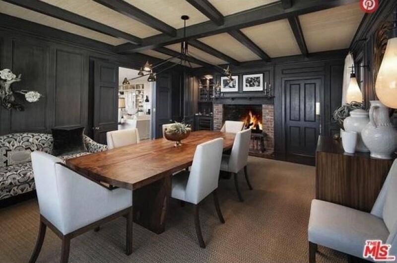 La modelo australiana y el empresario adquirieron juntos una increíble residencia en Los Ángeles.