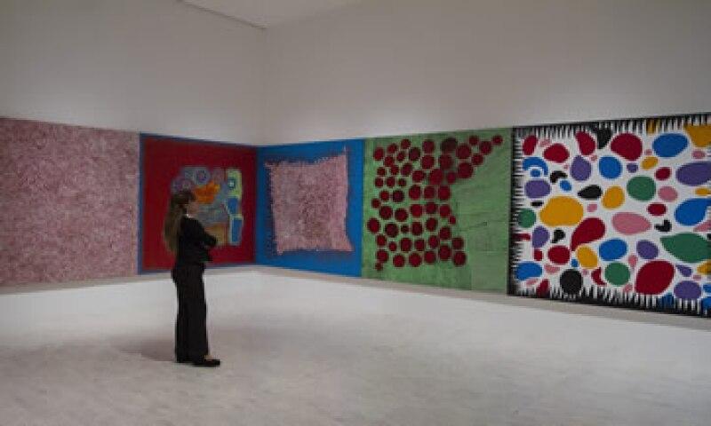 El Museo Tamayo, donde se exhibió la obra de Yayoi Kusama, fue lo más buscado por los mexicanos en Google el viernes 16 de enero. (Foto: Cuartoscuro)