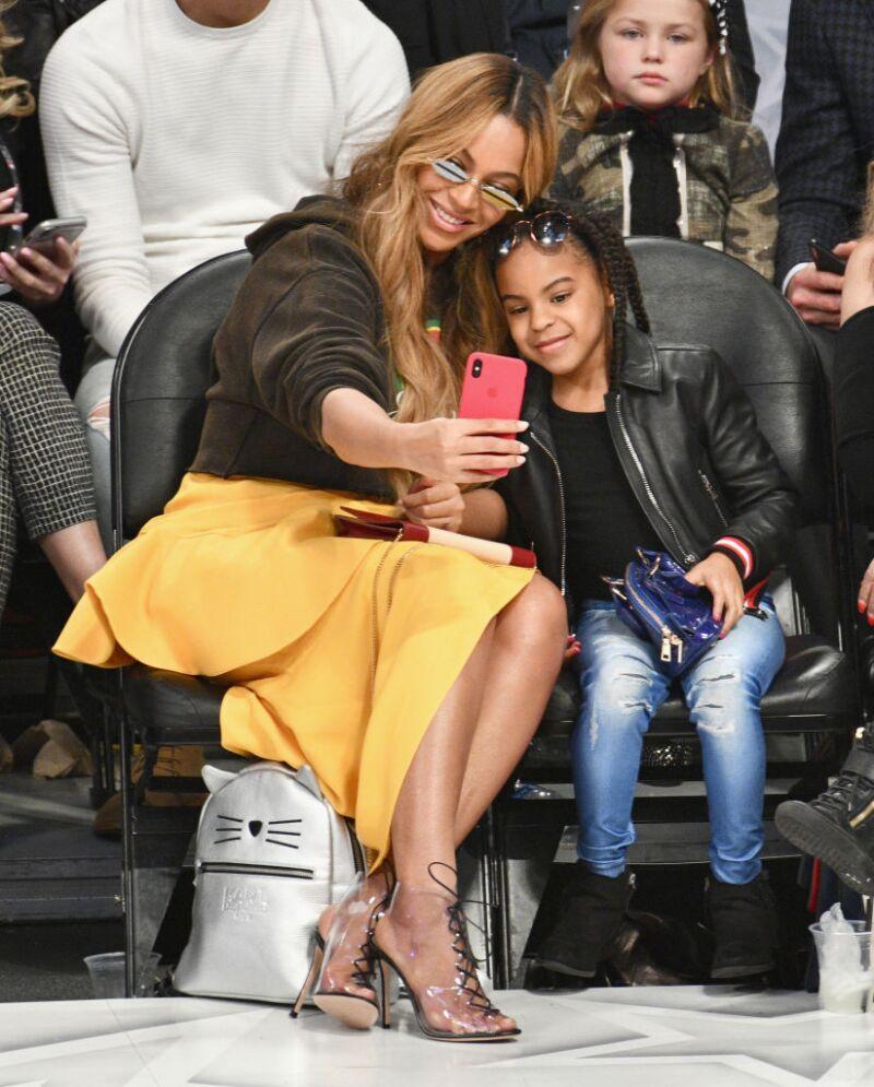 Beyonce y Blue Ivy
