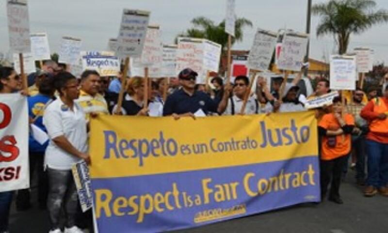 Chedraui enfrenta desde hace poco más de un año un conflicto laboral en Estados Unidos. (Foto: Tomada de www.ufcw.org)