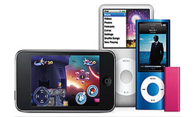 Las ventas de iPods representan el 3% de ingresos de Apple en el segundo trimestre del año.  (Foto: Archivo)
