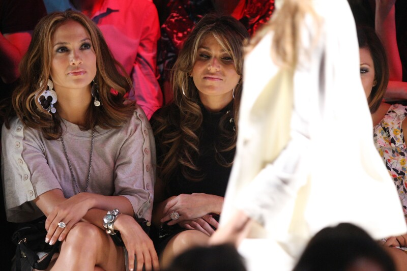 Jennifer Lopez anillo de compromiso 2018