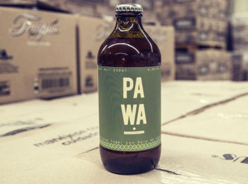 Primus cerveza Pawa