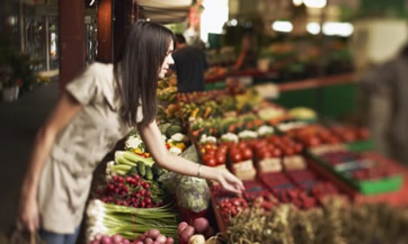 Los productos agrícolas y ganaderos serán los más sensibles a los aumentos, la clave será adoptar hábitos de consumo responsable. (Foto: Thinkstock)