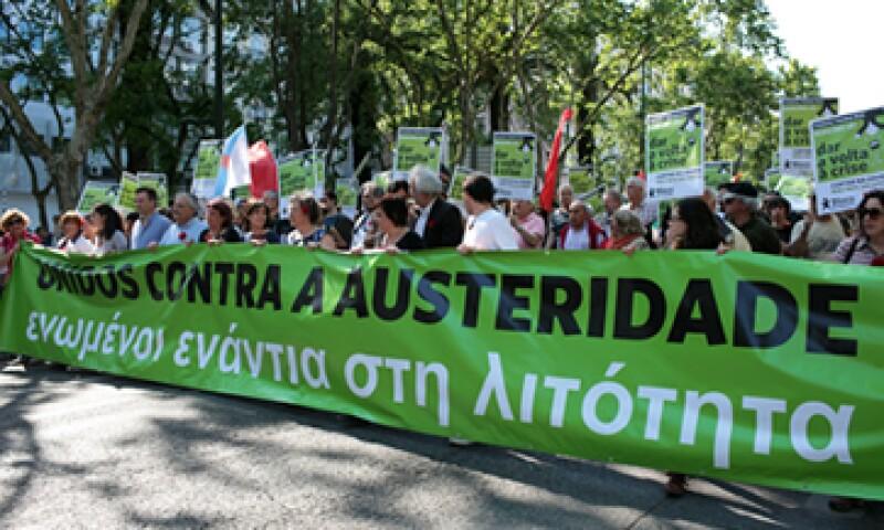 Portugal también elevó la edad de jubilación. (Foto: AP)