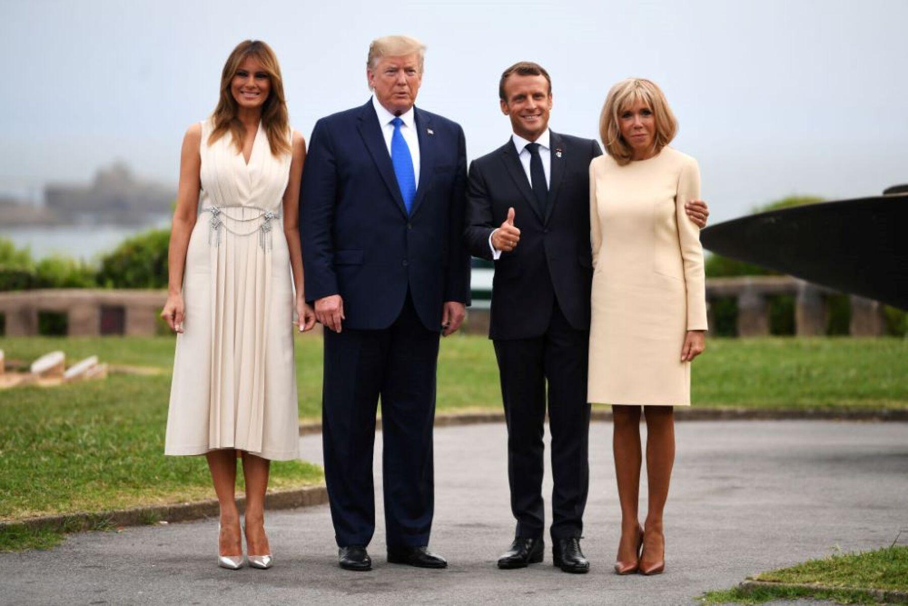 Melania Trump vs Brigitte Macron 1.jpg