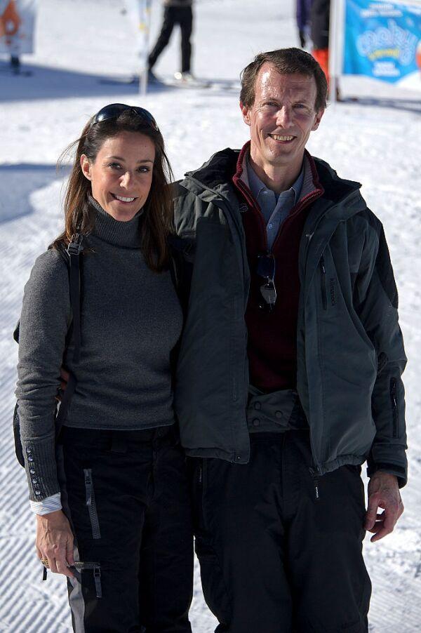 Marie y Joaquín de Dinamarca