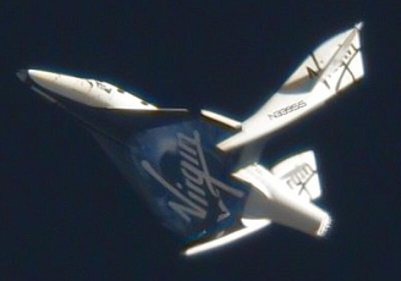 La demostración del vuelo de esta nave tuvo una duración de 11 minutos. (Foto: AP)