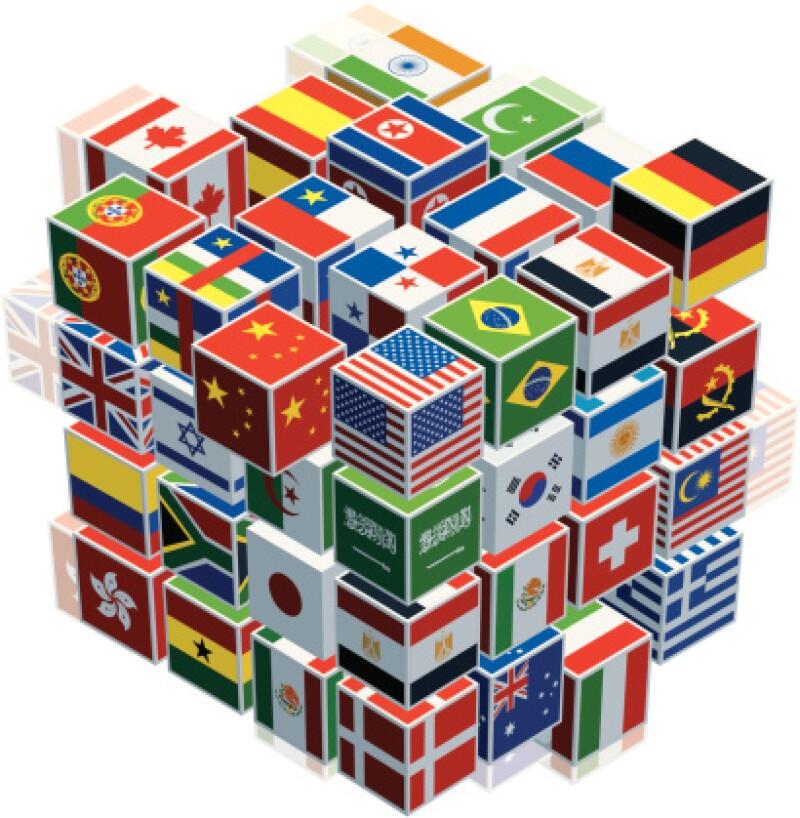 De las naciones visitadas durante 2013 por el presidente Enrique Peña Nieto, 18 representan 77% del comercio global, lo que se traduce en un potencial a nivel global de Inversión Extranjera Directa de 87%. (Foto: Getty Images)
