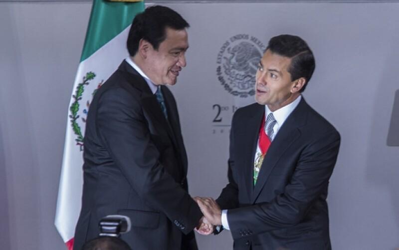 Miguel Ángel Osorio Chong, secretario de Gobernación, posee un departamento de 12 metros cuadrados
