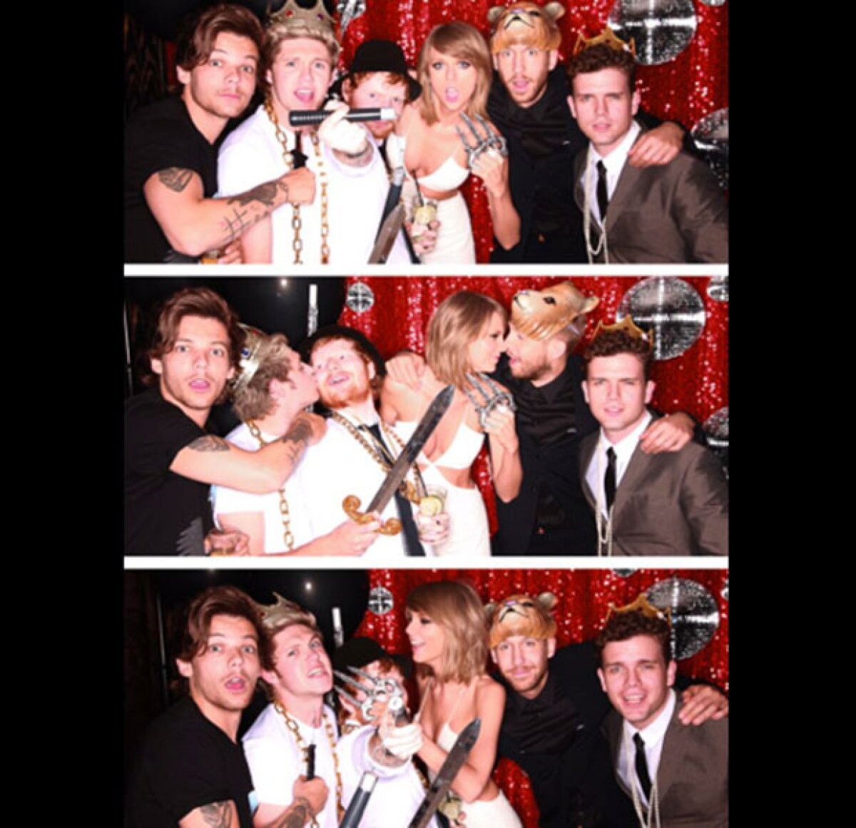Celebs festejan en afterparty con Taylor Swift
