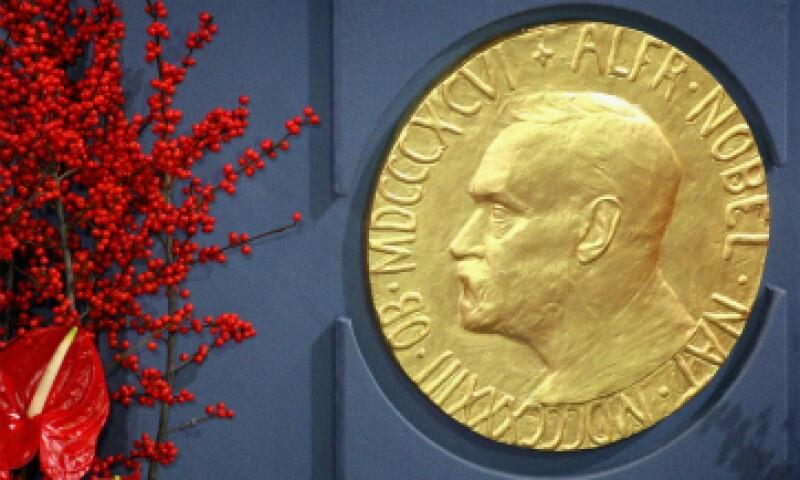 La medalla que se otorga al ganador del Premio Nobel (Foto: Getty Images)