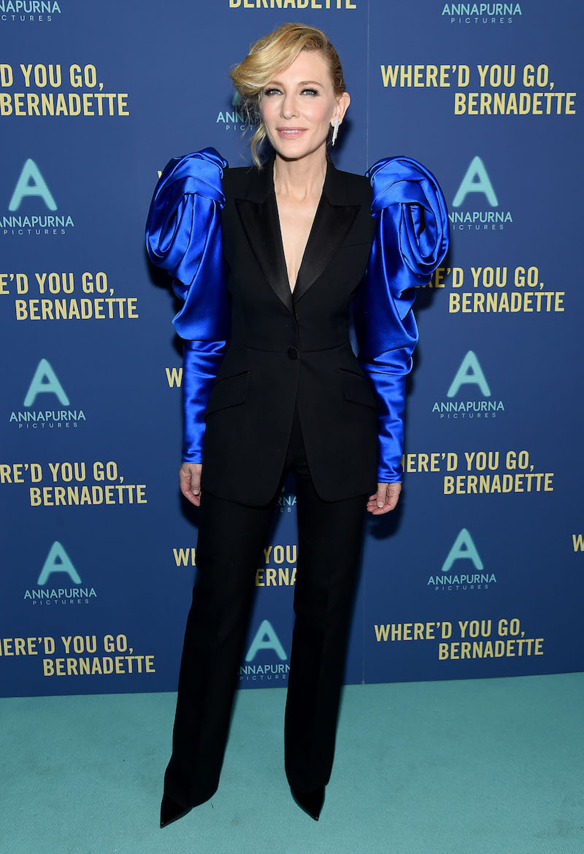 """Where'd You Go, Bernadette"" New York Screening"