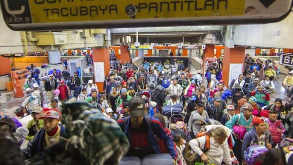 Migrantes Metro