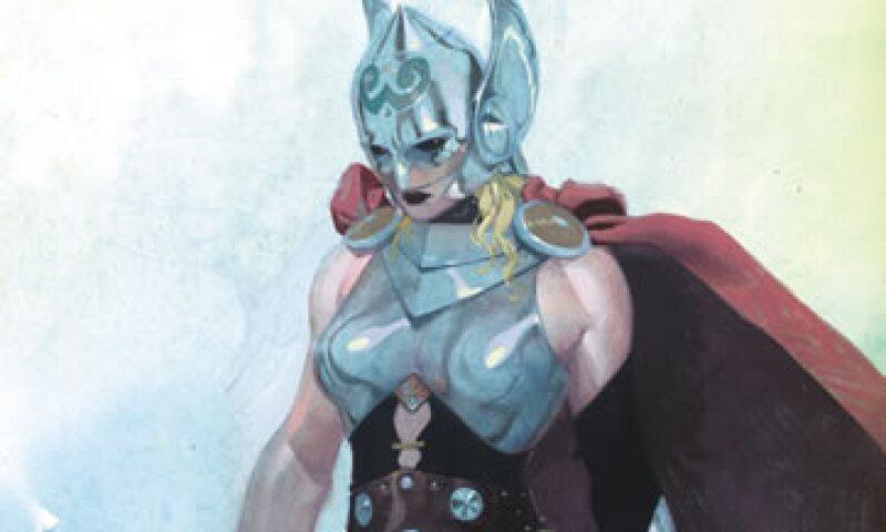 El creador de la nueva serie dijo que el personaje no se llamará Thorita. (Foto: Tomada de marvel.com)