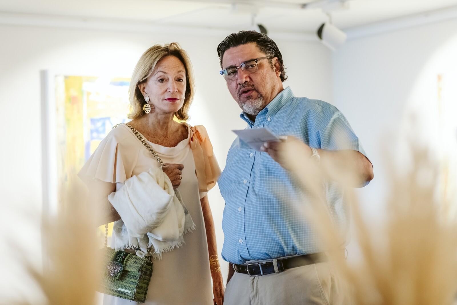Karen Weiner, Eduardo Mejorada.jpg