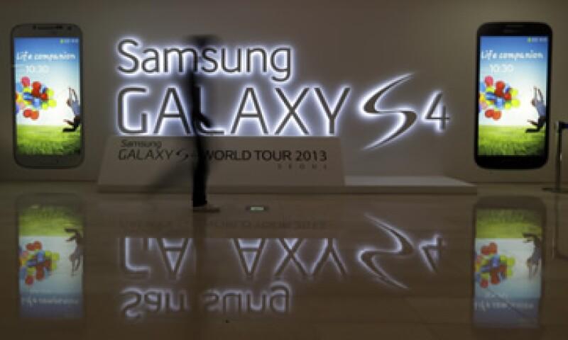 El Galaxy S4 se vendió a un ritmo de aproximadamente cuatro unidades por segundo. (Foto: AP)