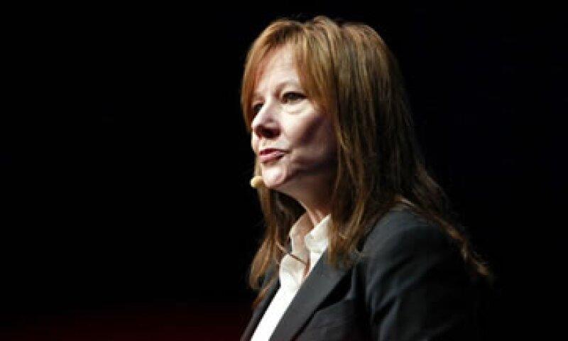 La nueva directora ejecutiva de General Motors estuvo entre las 30 mujeres más poderosas de Fortune 2013.  (Foto: Getty Images)