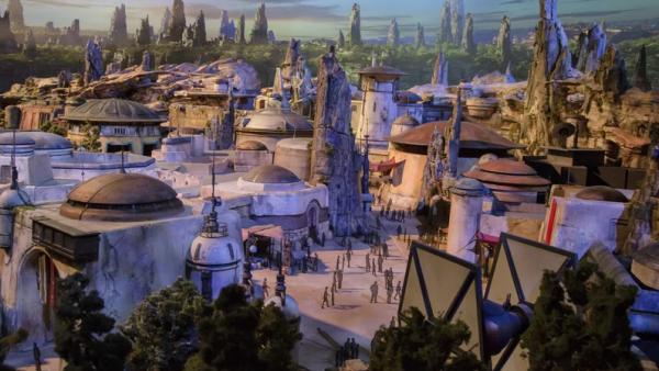 Anuncian la fecha de apertura de la tierra de Star Wars en Disneyland