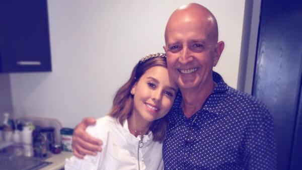Paulina Goto y Eduardo Gómez