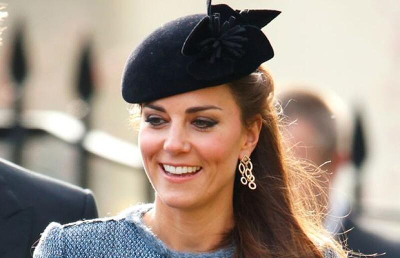 Kate Middleton es Capricornio.