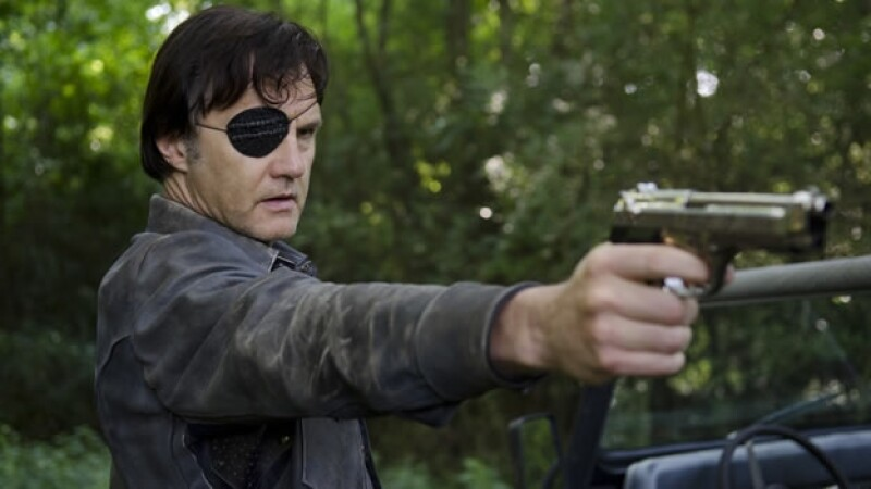 Walking Dead gobernador serie