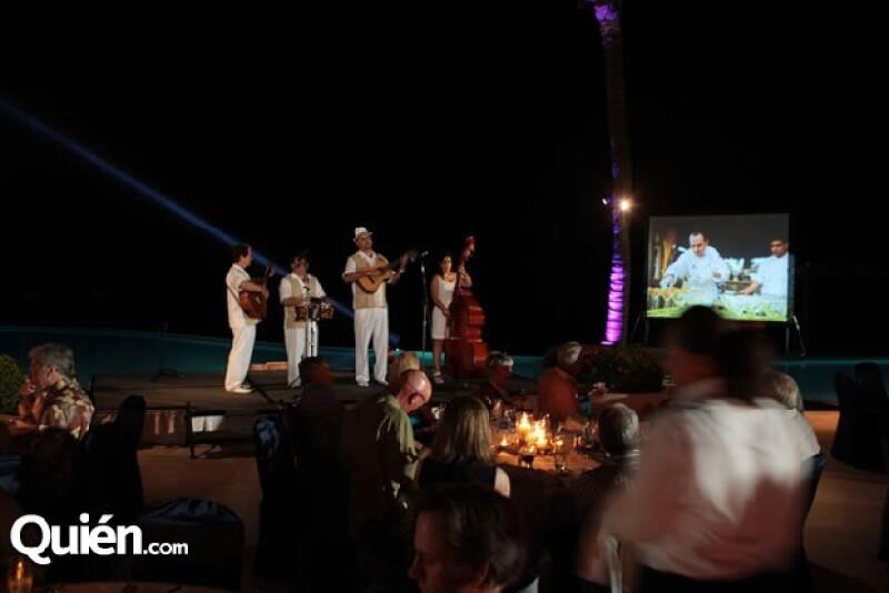 Con la cena de gala de Travel + Leisure terminó el Punta Mita Gourmet & Golf Classic 2012, que tuvo la participación de destacados chefs de todo el mundo.