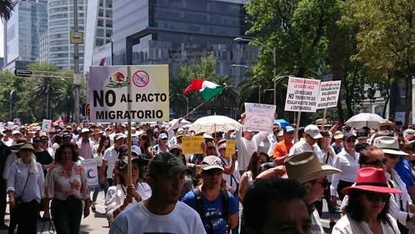 marcha #30DeJunioProtestaNacional