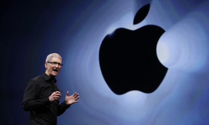 El martes, Tim Cook, director ejecutivo de Apple, comparecerá ante el Subcomité Permanente de Investigaciones en el Senado. (Foto: AP)