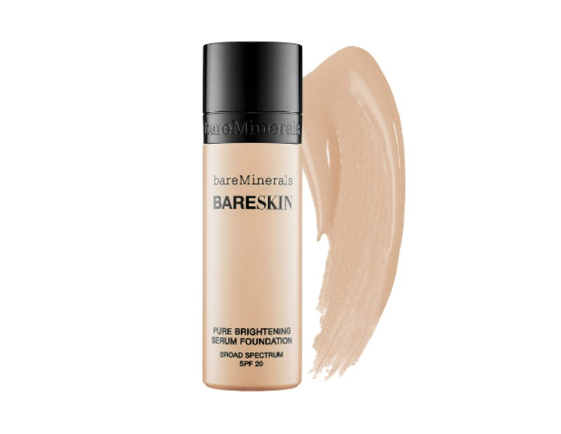 Pure Brightening Serum Foundation Broad Spectrum, BareMinerals, $530; Sephora.