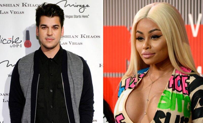 Cada vez es más seguro que Rob Kardashian tiene una relación con Blac Chyna.