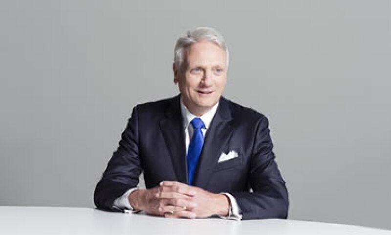 Winfried Vahland ocupará el cargo de presidente y CEO de Volkswagen región Norteamérica. (Foto: Cortesía Volkswagen)