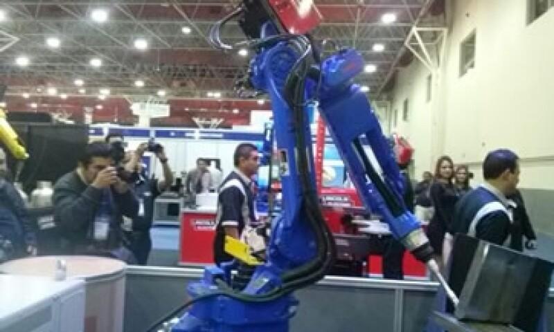 Robot Expomanu 2014