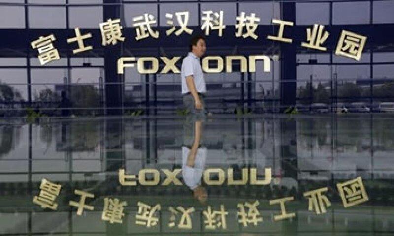 Foxconn también fabrica productos para Dell, Sony y HP. (Foto: Reuters)