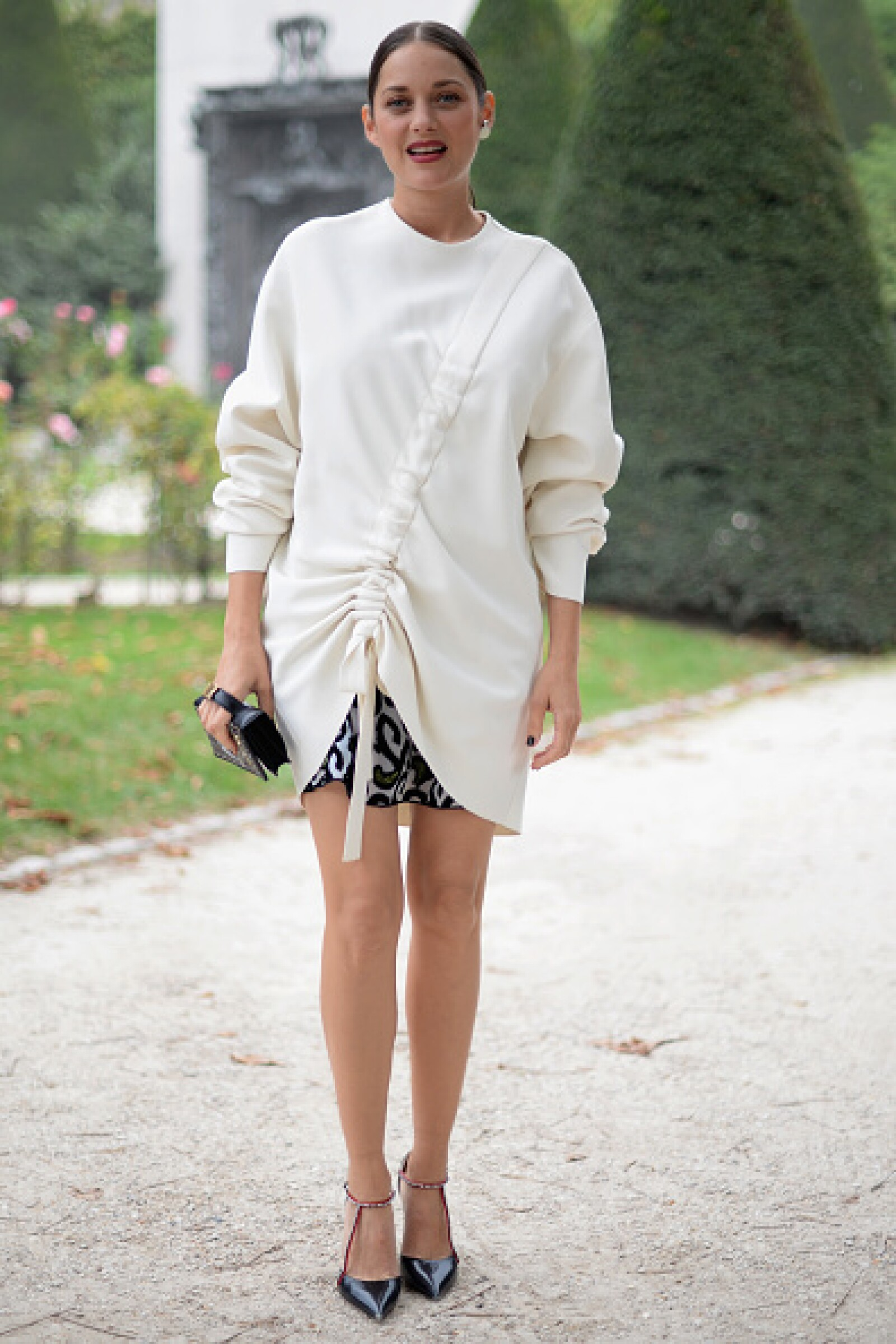 No te olvides de tus faldas esta temporada de frío