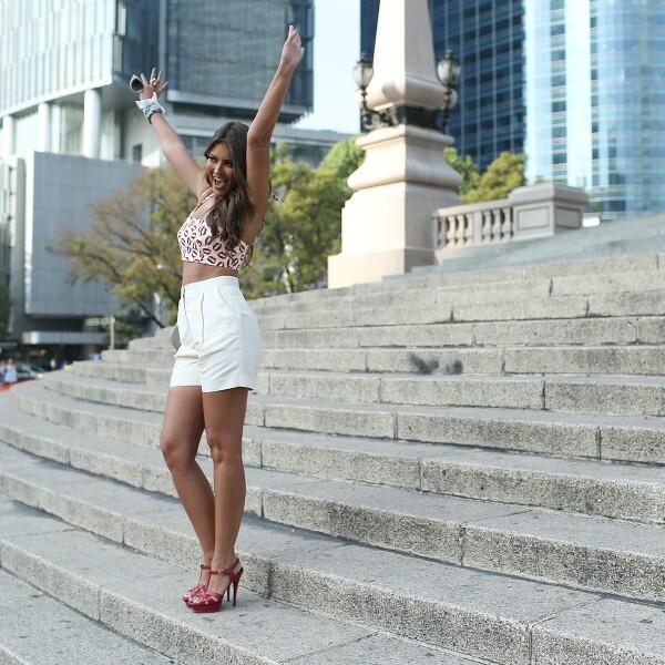 Mercedes Benz Fashion Week: Pasarela de Kris Goyri