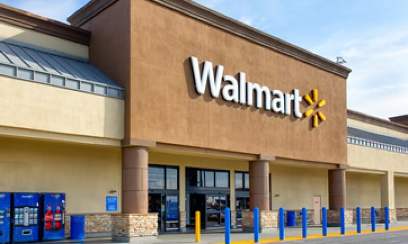 Las ventas acumuladas de las tiendas de Walmart de México con al menos un año de operación han crecido 5.5% este año. (Foto: Shutterstock )