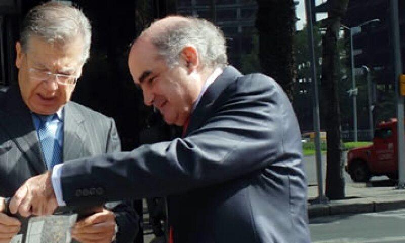 Luis Téllez declaró este lunes que las reformas estructurales en materia económica no pueden esperar hasta el siguiente Gobierno. (Foto: Notimex)